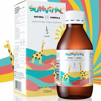 Sunvital-produkt